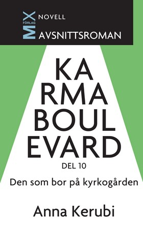 E-bok Den som bor på kyrkogården av Anna Kerubi