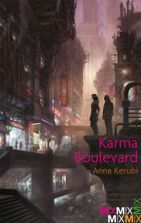 E-bok Karma Boulevard av Anna Kerubi