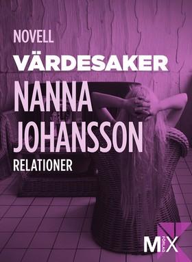 E-bok Värdesaker av Nanna Johansson