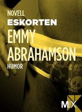 E-bok Den manlige eskorten av Emmy Abrahamson