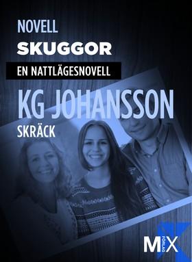 E-bok Skuggor : en nattlägesnovell av KG Johansson