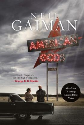 E-bok American Gods (svensk utgåva) av Neil Gaiman