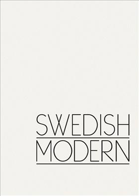 Swedish Modern av Hedvig Hedqvist