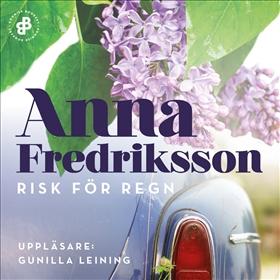 Risk för regn av Anna Fredriksson
