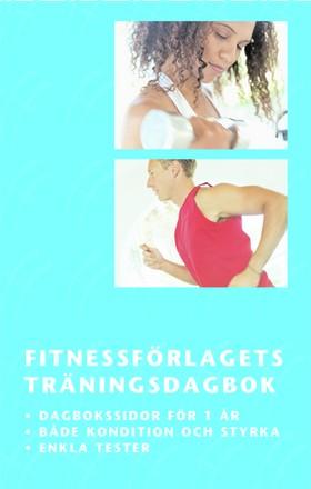 Fitnessförlagets träningsdagbok av Camilla Porsman Reimhult