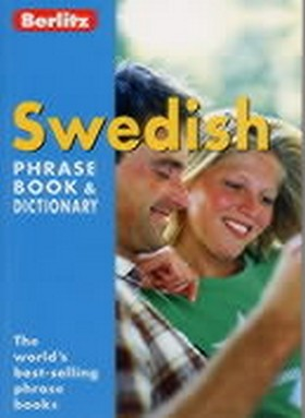 Swedish phrase book & dictionary av Chau, Angie Författare