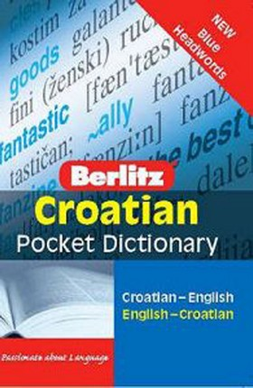Croatian Pocket Dictionary av Chau, Angie Författare