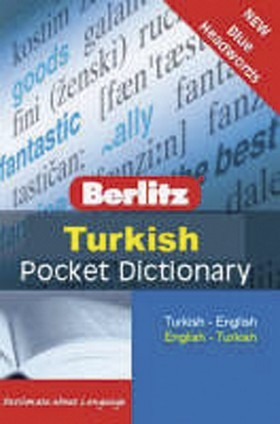 Turkish Pocket Dictionary av Chau, Angie Författare