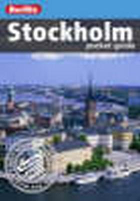 Stockholm, engelsk utgåva av  Berlitz