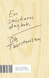 En snickares dagbok