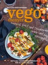 Vegomenyer – festliga trerättersmiddagar för alla tillfällen