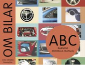 Omslag fr boken ABC - om bilar - barnens minimala manual