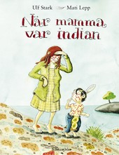Omslag fr boken Nr mamma var indian