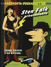 Omslag fr boken Sten Falk - privatdetektiv