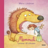 Omslag fr boken Memmuli rymmer till cirkusen