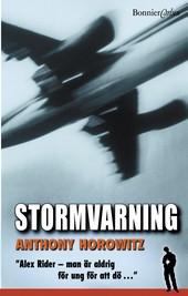 Omslag för boken Stormvarning