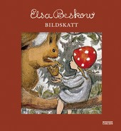 Omslag fr boken Elsa Beskow: bildskatt