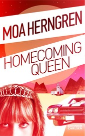 Omslag för boken Homecoming Queen