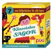 Pixibox: Klassiska sagor