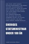Sveriges statsministrar under 100 år Samlingsutgåva