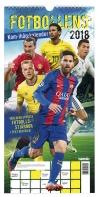 Fotbollens kom-ihåg-kalender 2018