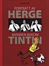 Porträtt av Hergé