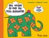 Färg- och formbok Fem myror är fler än fyra elefanter