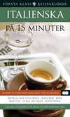 Italienska p 15 minuter