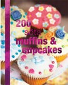 200 söta muffins & cupcakes