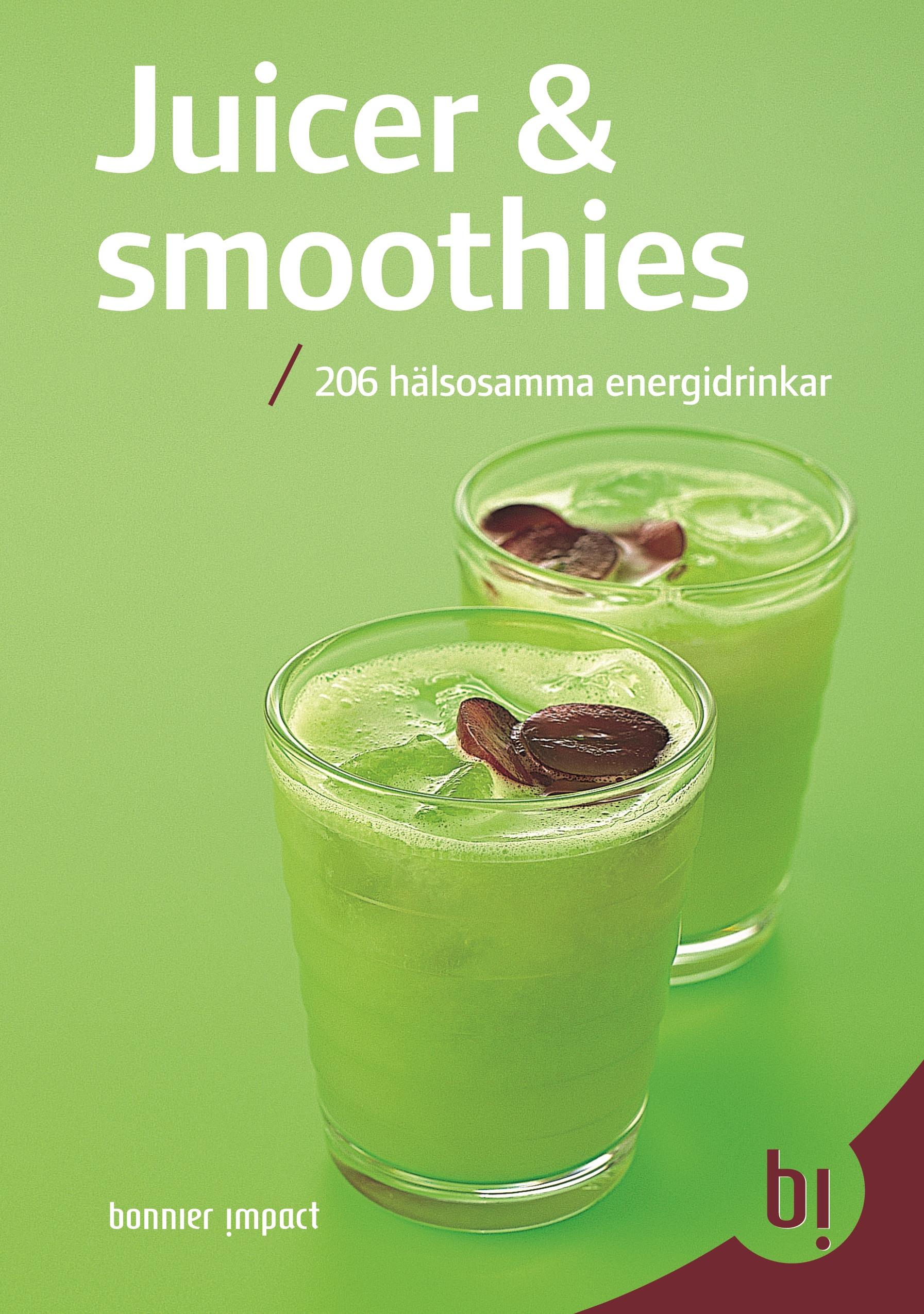 hälsosamma smoothies