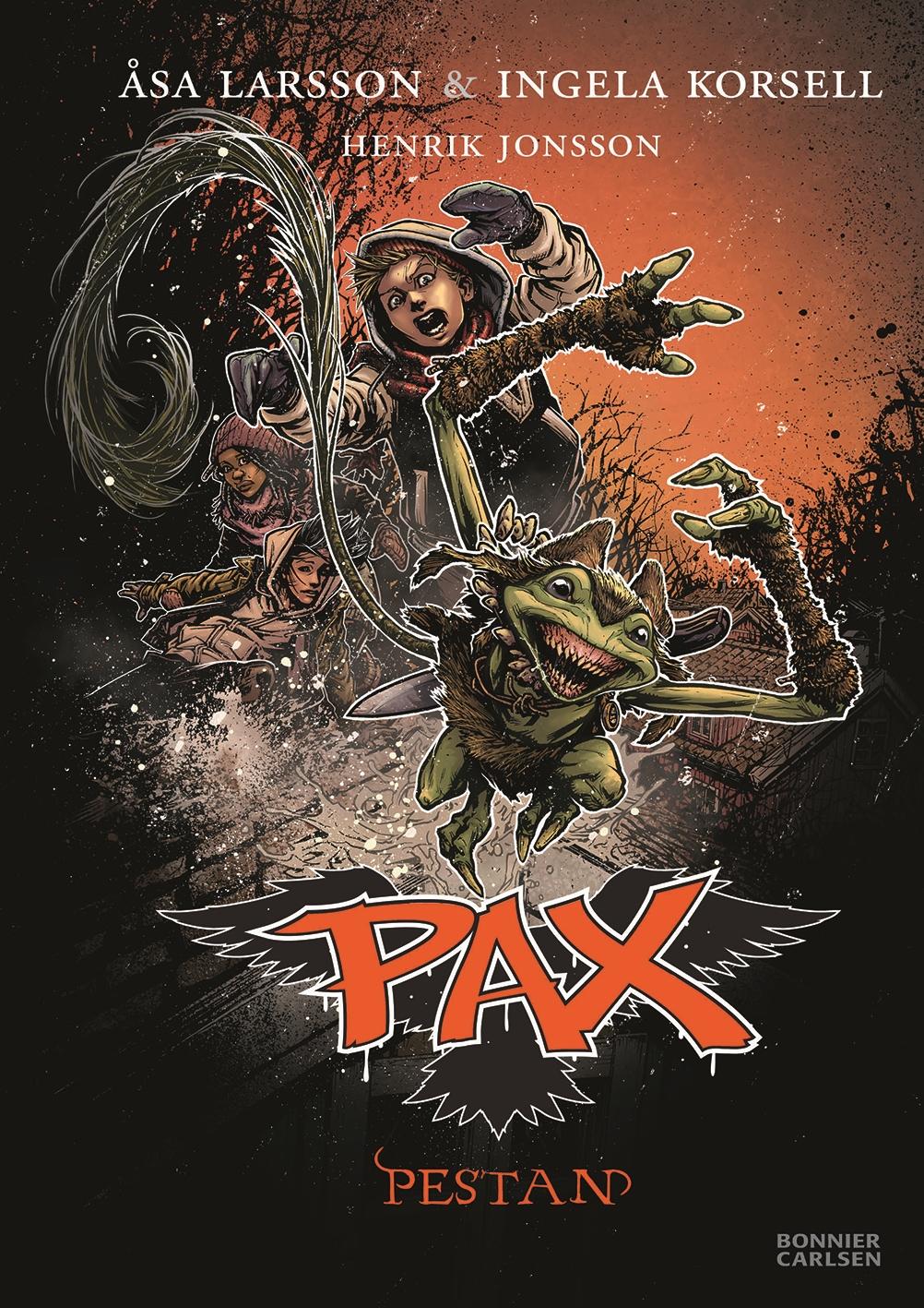 Bildresultat för pax: pestan