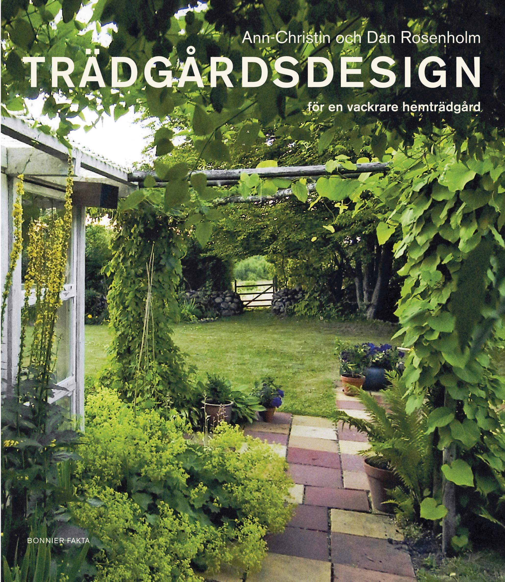 Trädgårdsdesign   bonnier fakta