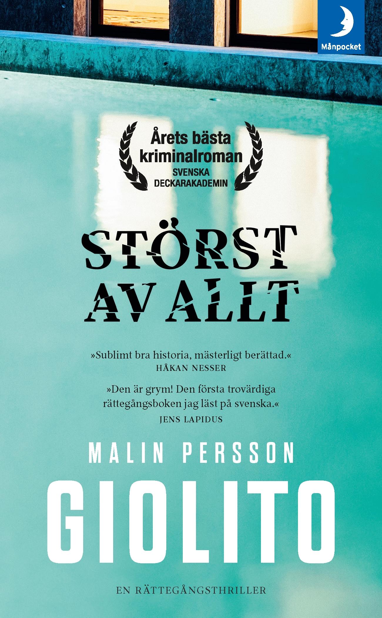 Image for Störst av allt from Suomalainen.com