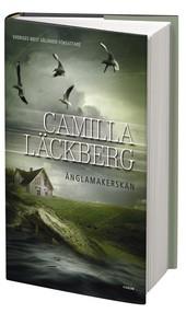 Camilla Läckberg ny deckare Änglamakerskan