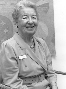 Martha Sandwall-Bergström
