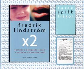 Fredrik Lindström x 2
