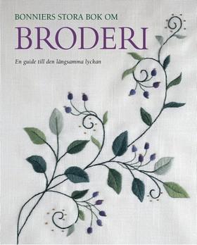 Bonniers stora bok om broderi