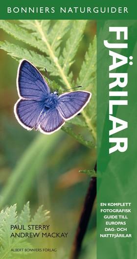 Bonniers naturguider - Fjärilar