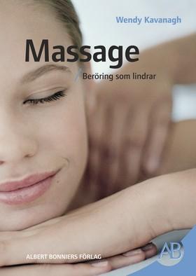 Massage. Beröring som lindrar