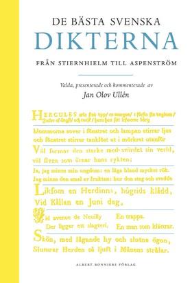 De bästa svenska dikterna
