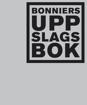 Bonniers uppslagsbok (silver)