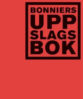 Bonniers uppslagsbok (röd)