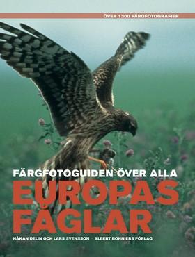 Färgfotoguiden över alla Europas fåglar