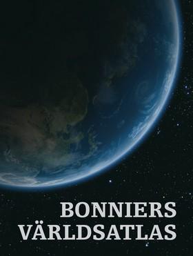 Bonniers Världsatlas (reviderad upplaga)