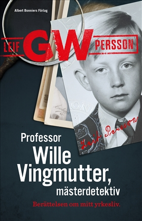 Professor Wille Vingmutter, mästerdetektiv