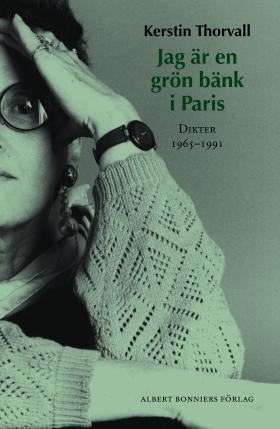 Jag är en grön bänk i Paris