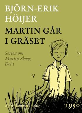 Martin går i gräset