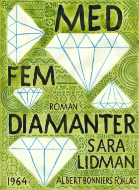 Med fem diamanter