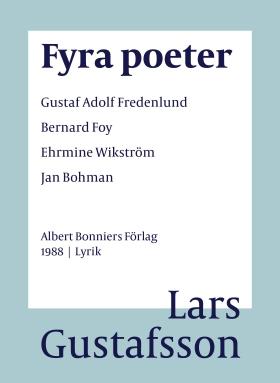 Fyra poeter
