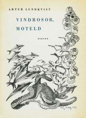 Vindrosor, moteld